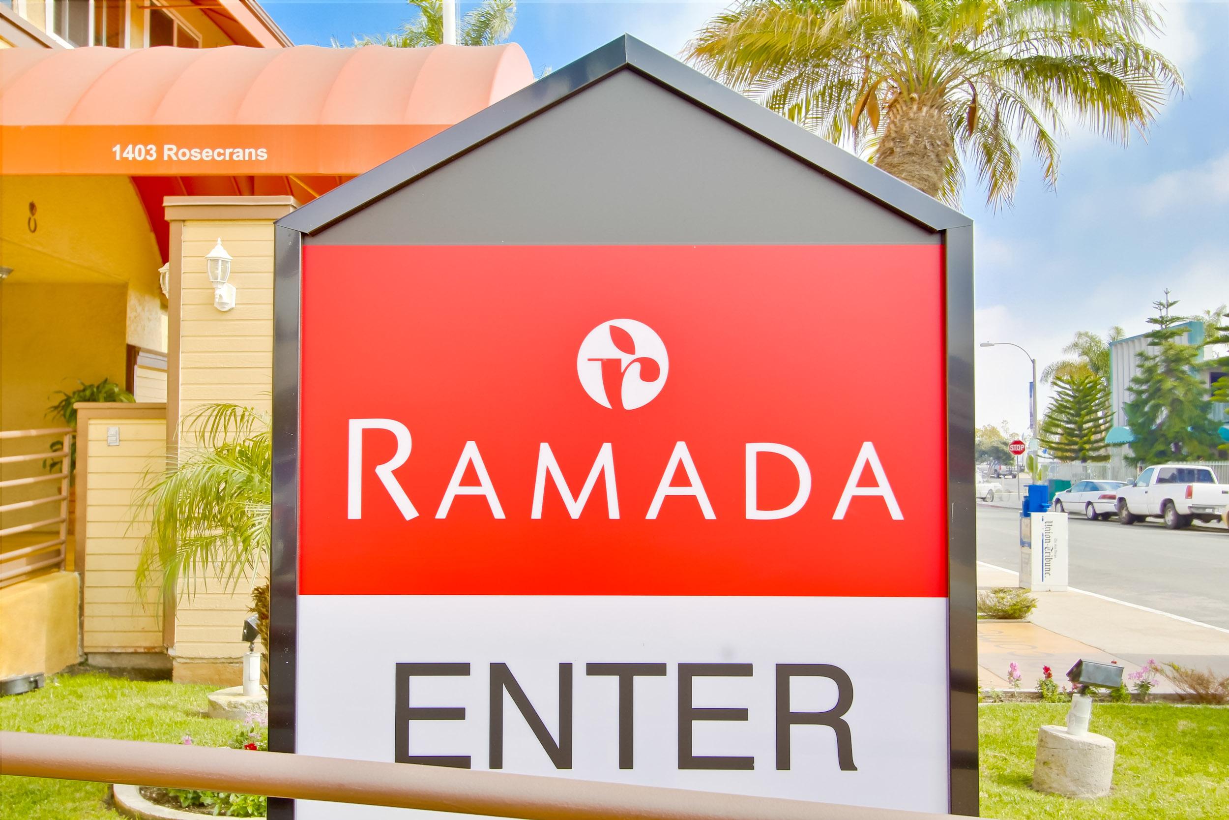 Ramada San Diego Airport - Welcome to the Ramada San Diego Airport