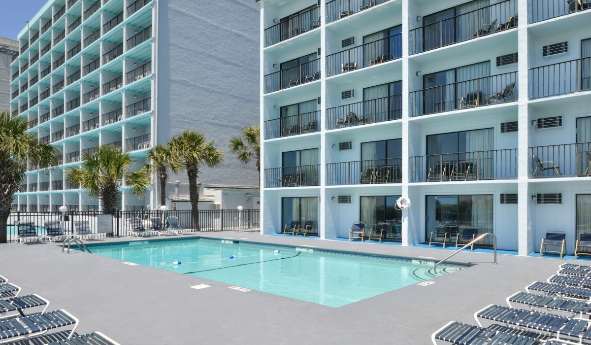 Sea Horn Motel Top Myrtle Beach Motels Hotels At Lowest