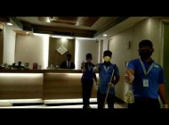Cleanliness Activities at Hotel Tropical Daisy